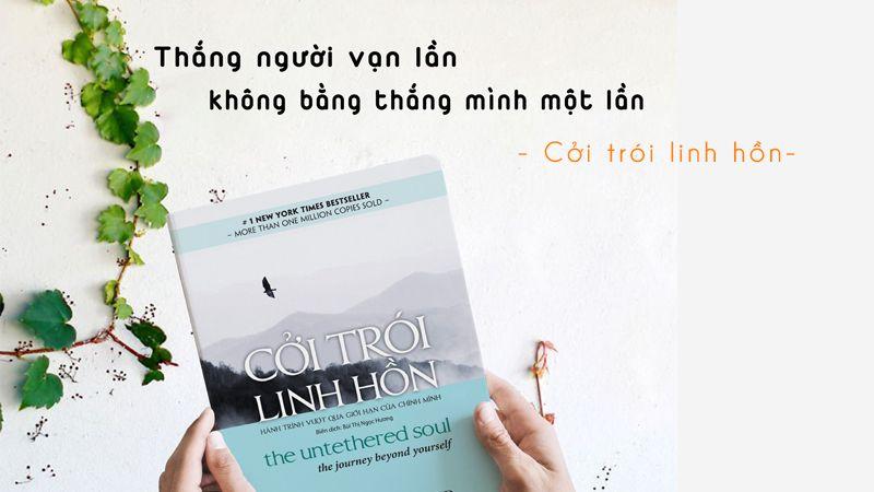 Review sáchCởi Trói Linh Hồn