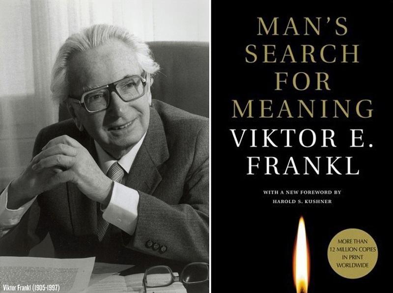"""Tác giả Viktor Frankl và cuốn sách """"nên đọc một lần trên con đường đi tìm ý nghĩa cuộc đời của mình"""" của ông"""