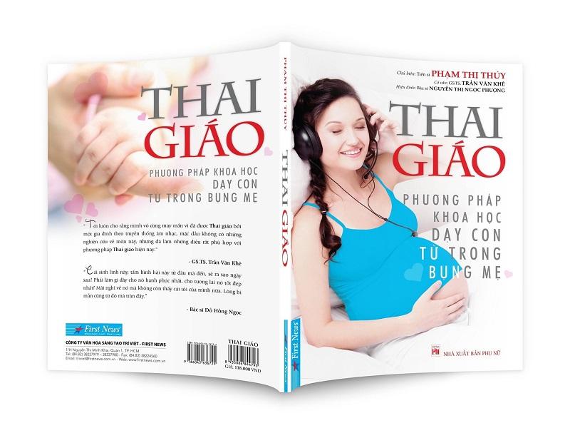 Review sách Phương Pháp Khoa Học Dạy Con Từ Trong Bụng Mẹ
