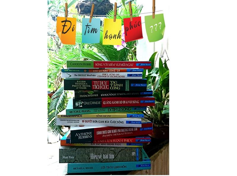 14 Cuốn sách giúp bạn tìm lại sự an nhiên trong tâm hồn