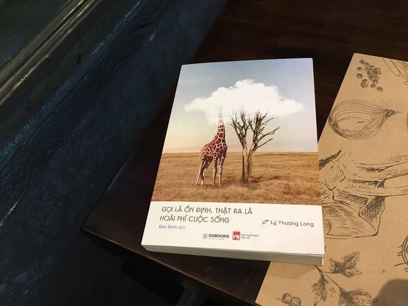 Review sách Gọi Là Ổn Định, Thật Ra Là Hoài Phí Cuộc Sống