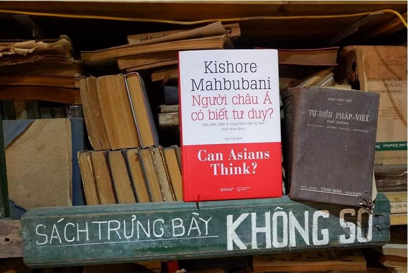 Review sách Người Châu Á Có Biết Tư Duy?Review sách Người Châu Á Có Biết Tư Duy?