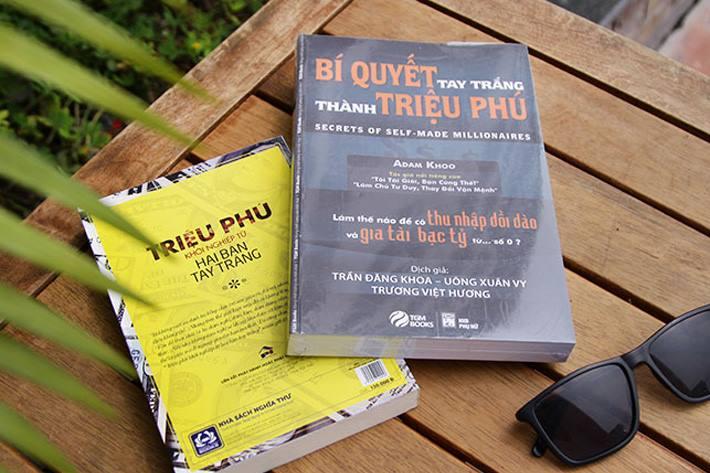 Review sách Bí Quyết Tay Trắng Thành Triệu Phú