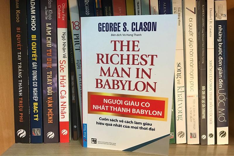 Review sách Người Giàu Có Nhất Thành Babylon