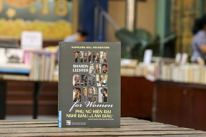 Review sách Phụ Nữ Hiện Đại Nghĩ Giàu Và Làm Giàu