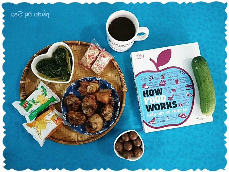 Review sách How Food Works - Hiểu Hết Về Thức Ăn