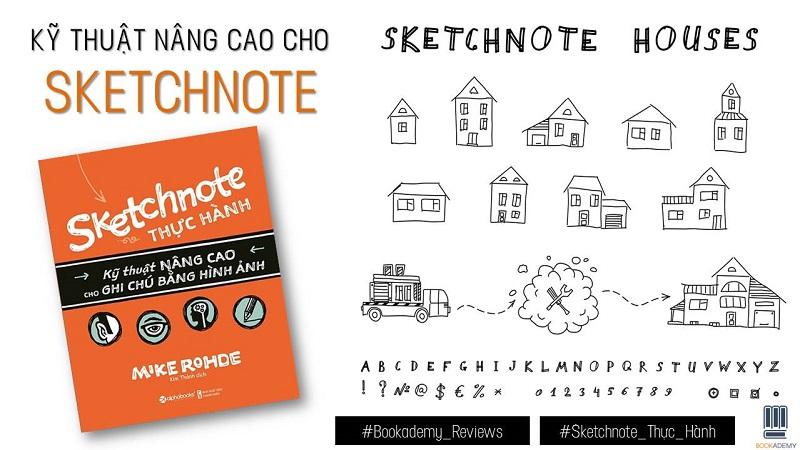 Review sách Sketchnote Thực Hành