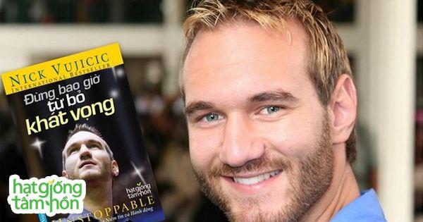 Review sách Đừng Bao Giờ Từ Bỏ Khát Vọng