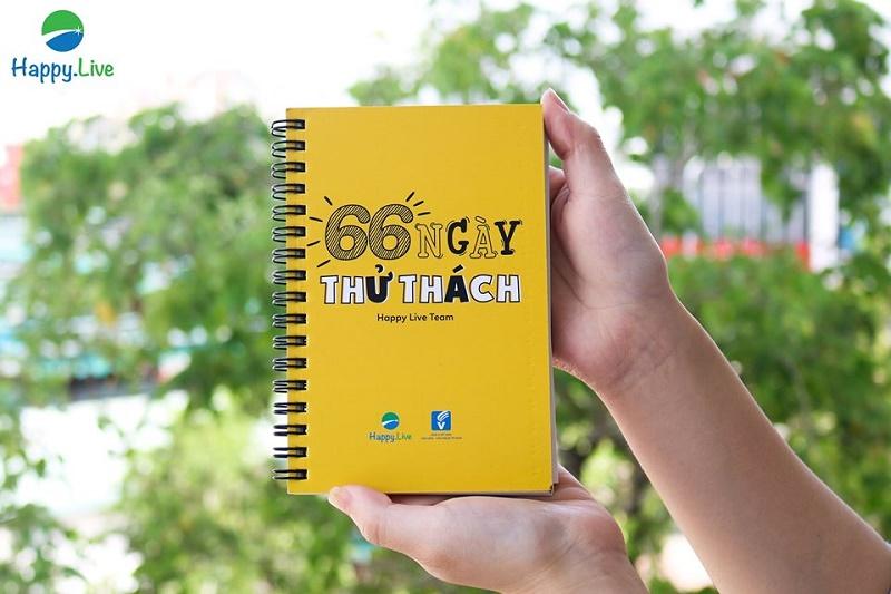 Review sách 66 Ngày Thử Thách