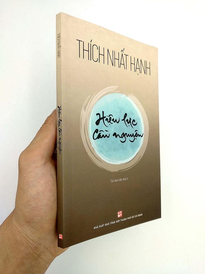 Review sách Hiệu Lực Cầu Nguyện