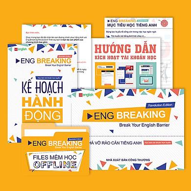 Tự Học Tiếng Anh Giao Tiếp Chỉ Trong 3 Tháng - Eng Breaking