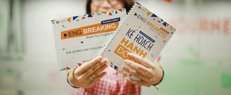 Review sách Tự Học Tiếng Anh Giao Tiếp Chỉ Trong 3 Tháng - Eng Breaking