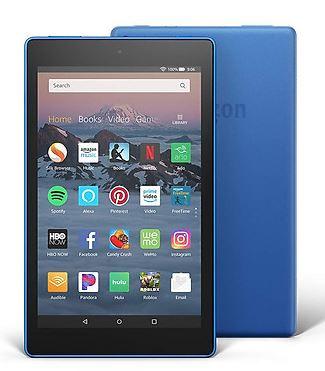 Máy đọc sách Amazon Kindle Fire HD8