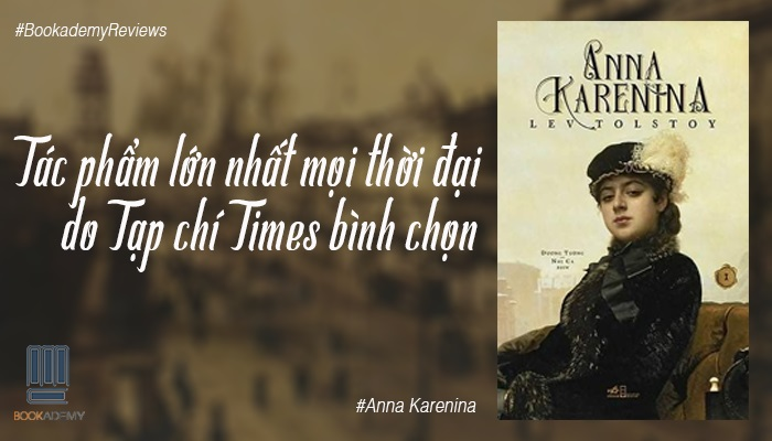 Review sách Anna Karenina