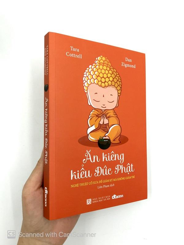 Review sách Ăn Kiêng Kiểu Đức Phật
