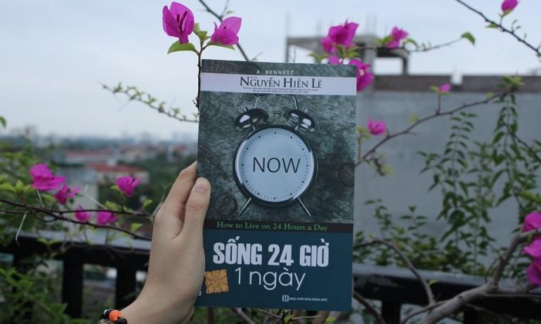 Review sách Sống 24h Một Ngày
