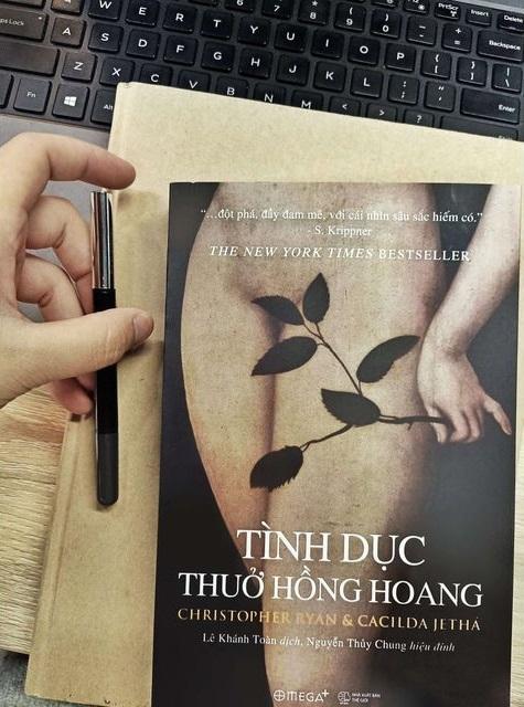 Review sách Tình Dục Thuở Hồng Hoang