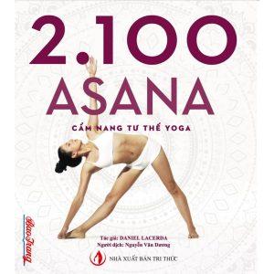 100 Asana – Cẩm nang tư thế Yoga