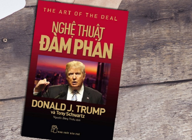Review sách D.Trump Nghệ Thuật Đàm Phán