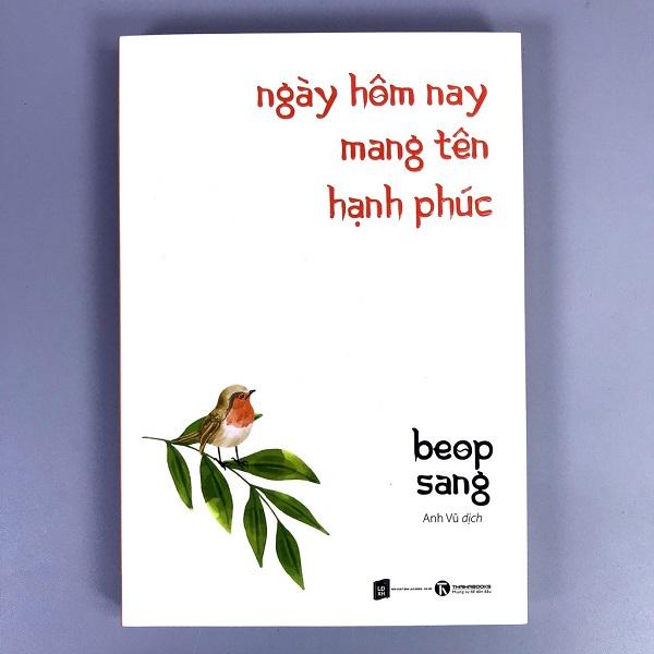 Review sách Ngày Hôm Nay Mang Tên Hạnh Phúc