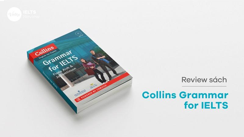 Review sách Collins Grammar For IELTS (Kèm CD)