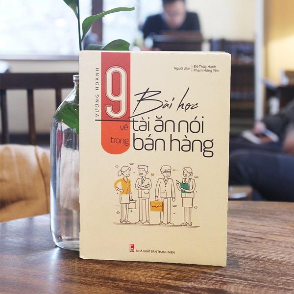 Review sách 9 Bài Học Về Tài Ăn Nói Trong Bán Hàng