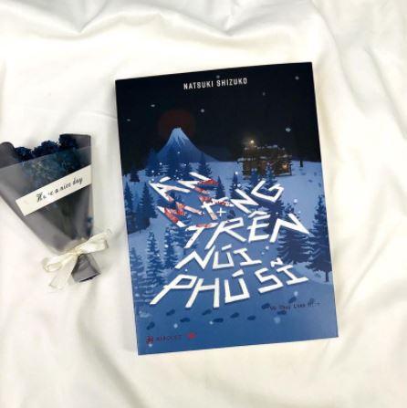 Review sách Án Mạng Trên Núi Phú Sĩ
