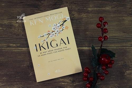 Review sách Ikigai - Bí Mật Sống Trường Thọ Và Hạnh Phúc Của Người Nhật