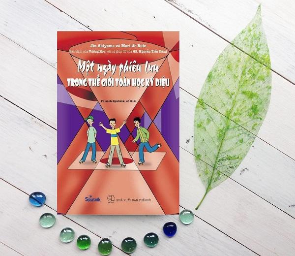 Review sách Một Ngày Phiêu Lưu Trong Thế Giới Toán Học Kì Diệu