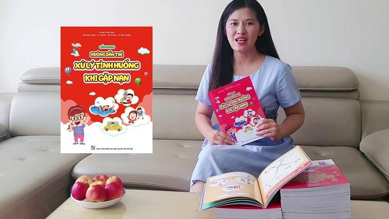 Review sách Cẩm nang hướng dẫn trẻ xử lý tình huống khi gặp nạn