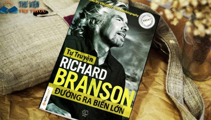 Review sách Tự Truyện Richard Branson - Đường Ra Biển Lớn