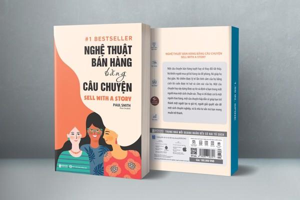 Review sách Nghệ Thuật Bán Hàng Bằng Câu Chuyện