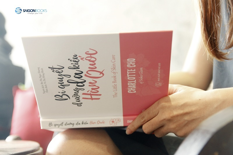 Review sách Bí Quyết Dưỡng Da Kiểu Hàn Quốc