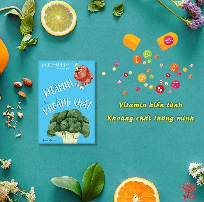 Review sách Vitamin Và Khoáng Chất