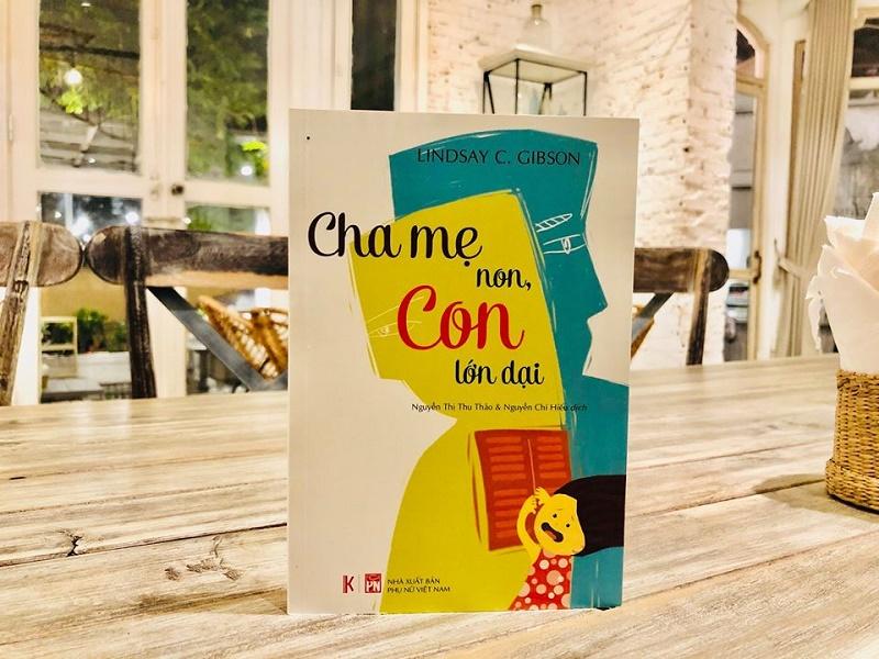 Review sách Cha Mẹ Non, Con Lớn Dại