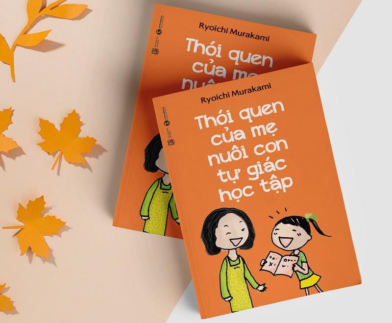 Review sách Thói Quen Của Mẹ Nuôi Con Tự Giác Học Tập