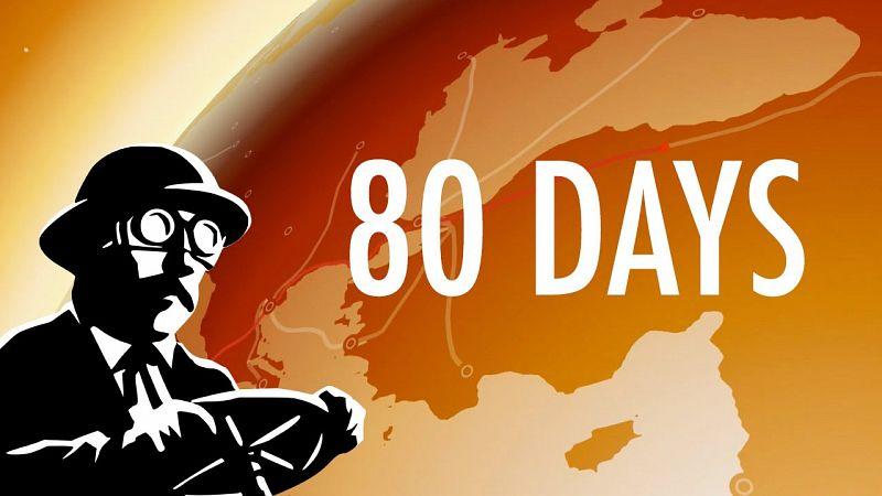Review sách Vòng Quanh Thế Giới Trong 80 Ngày