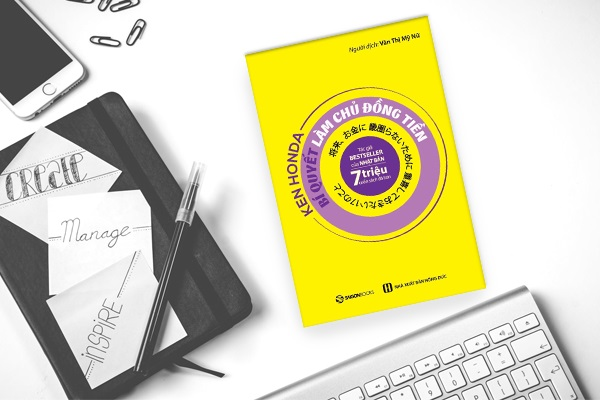 Review sách Bí Quyết Làm Chủ Đồng Tiền