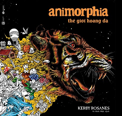 Animorphia - Thế Giới Hoang Dã