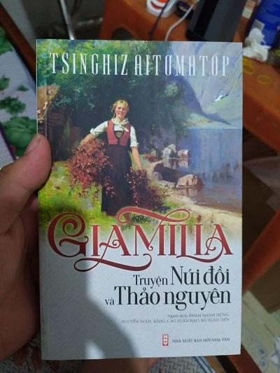 Review sách Giamilia, Truyện Núi Đồi Và Thảo Nguyên
