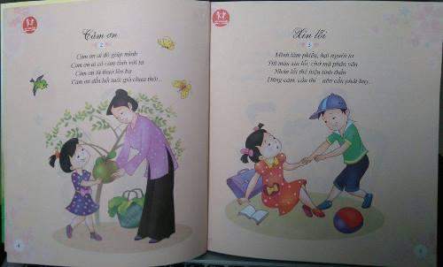 Review sách Quà Cho Con