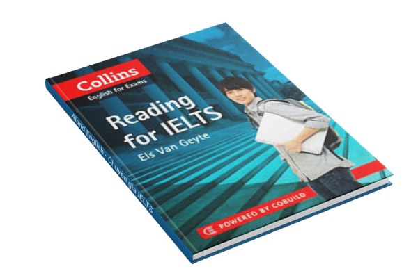 Review sách Collins Reading For Ielts