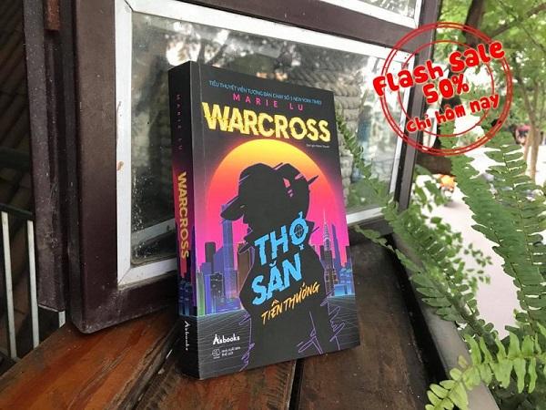 Review sách Warcross: Thợ Săn Tiền Thưởng