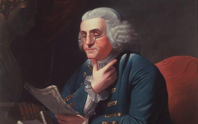 Review sách Tự Truyện Benjamin Franklin