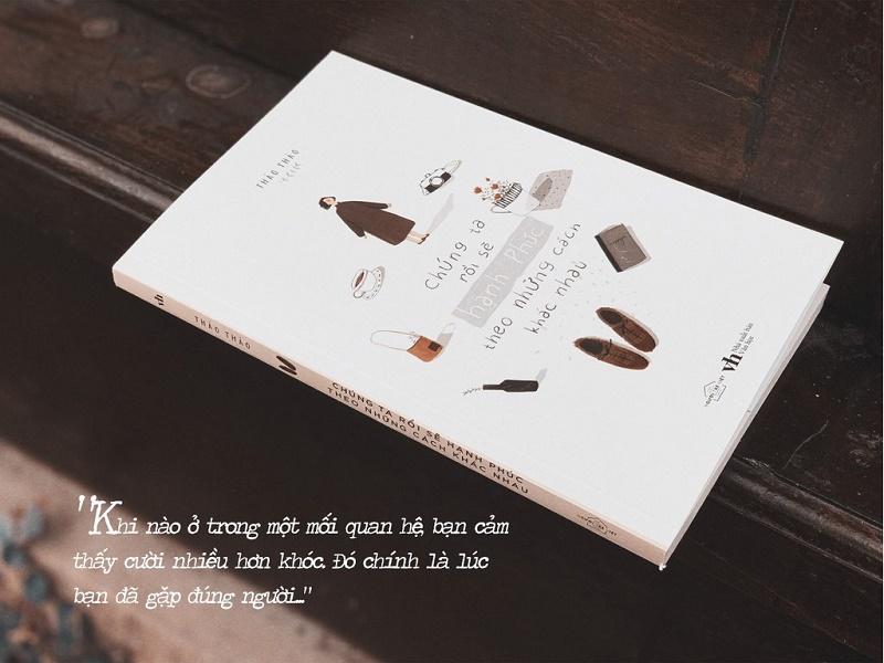 Review sách Chúng Ta Rồi Sẽ Hạnh Phúc, Theo Những Cách Khác Nhau