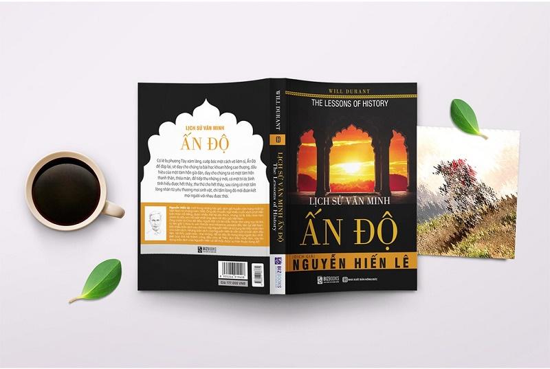 Review sách Lịch Sử Văn Minh Ấn Độ