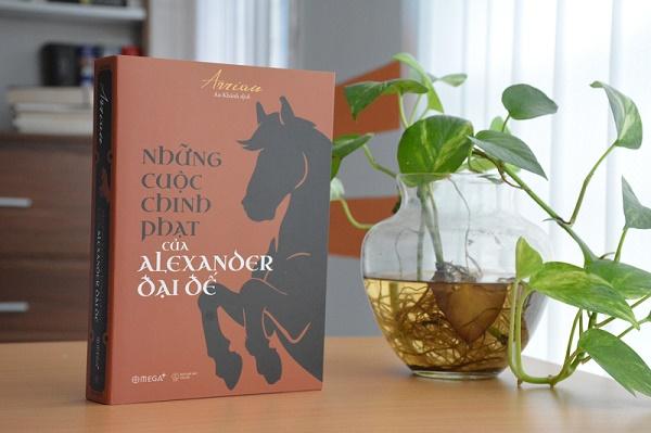 Review sách Những Cuộc Chinh Phạt Của Alexander Đại Đế