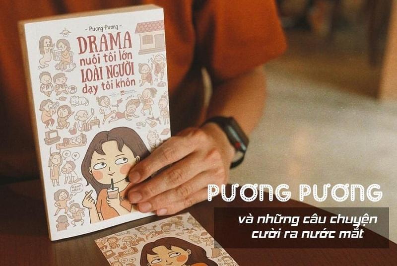 Review sách Drama Nuôi Tôi Lớn Loài Người Dạy Tôi Khôn