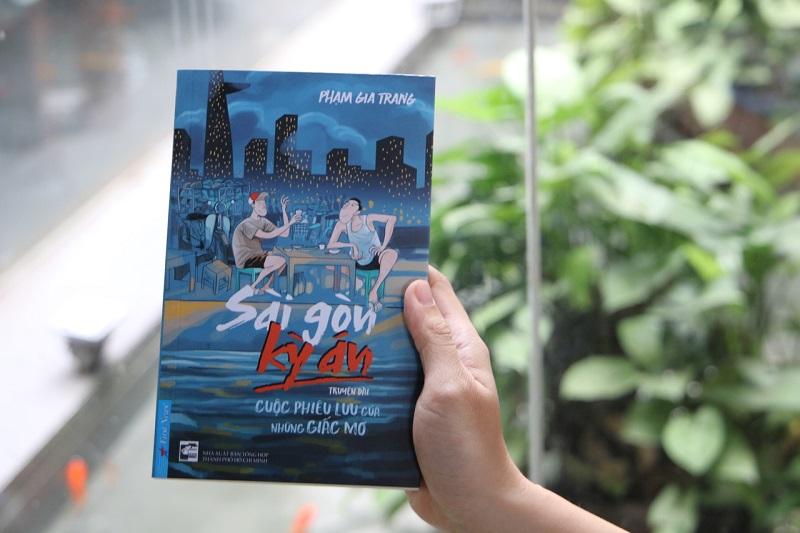 Review sách Sài Gòn Kỳ Án - Cuộc Phiêu Lưu Của Những Giấc Mơ