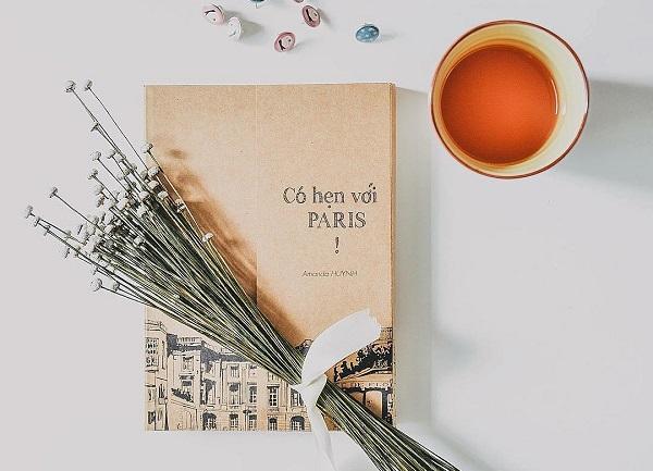 Review sách Có Hẹn Với Paris